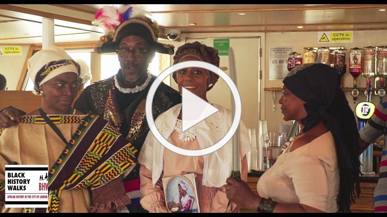 Black History Walks river cruise (London)