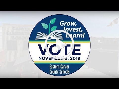 2019 Referendum - Eastern Carver County Schools