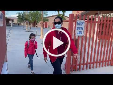 Cesar Chavez Elementary Symptomatic Student Procedure