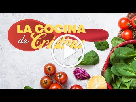 La Cocina de Cristina Spanish Promo