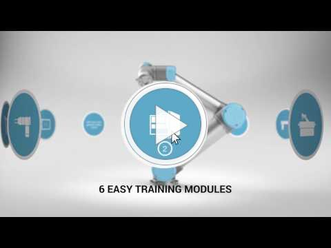 Universal robots academy free online robot training