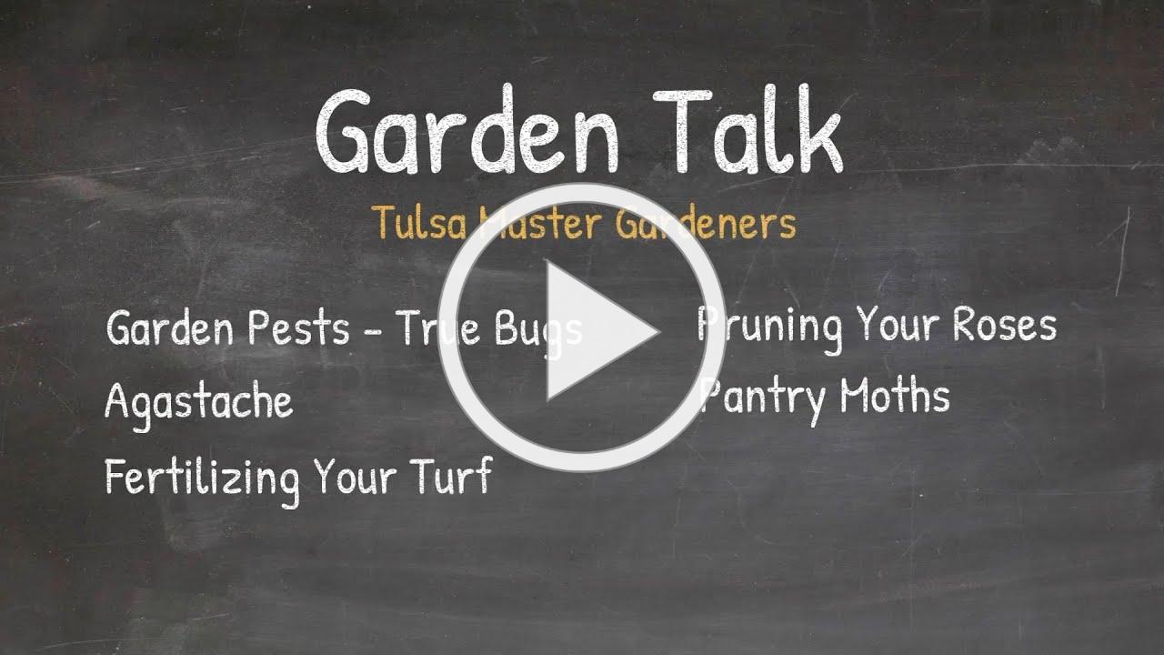 Master Gardener Podcast 013