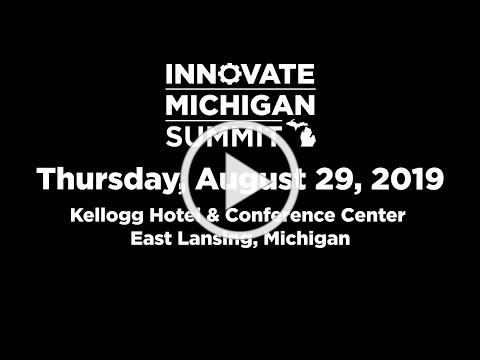 Innovate Michigan! Summit 2019