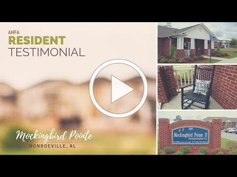 Resident Testimonial: Mockingbird Pointe, Monroeville