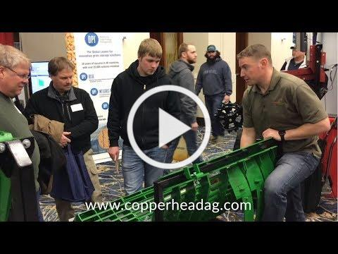 Copperhead Ag Helping Farmers Be Better at Planting and Harvest Time