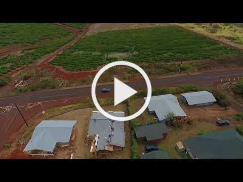 Kaua`i Episcopal Church Habitat Build Aug 2018