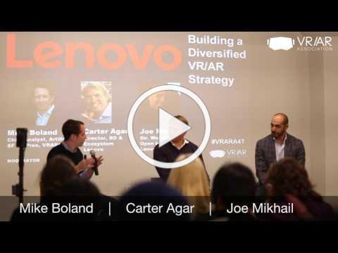 Mike Boland Interviews Lenovo