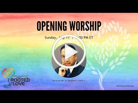 Opening Worship Special Edition General Synod