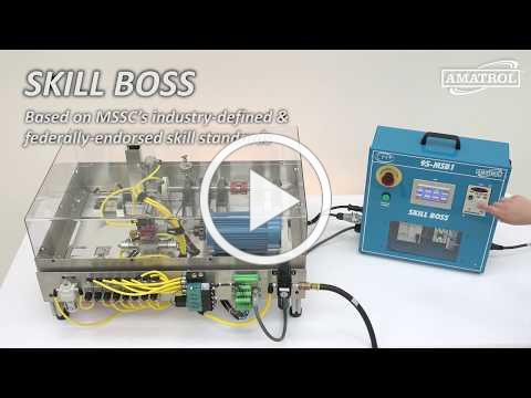 Skill Boss - Performance-based Assessment for Manufacturing
