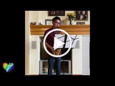 Be Thou my Vision - Performed by Kameron Sam