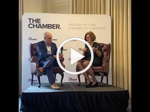 Business Leaders Luncheon: Shayne Ramsay CEO of BC Housing - Affordable Housing
