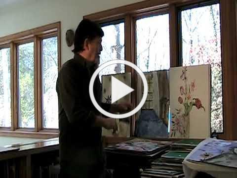 Meet the Artist - Hugh Phibbs