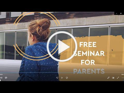 PARENTING FOR MENTAL HEALTH & HOLISTIC GROWTH Q&A SEMINARS IN JANUARY - TEASER VIDEO