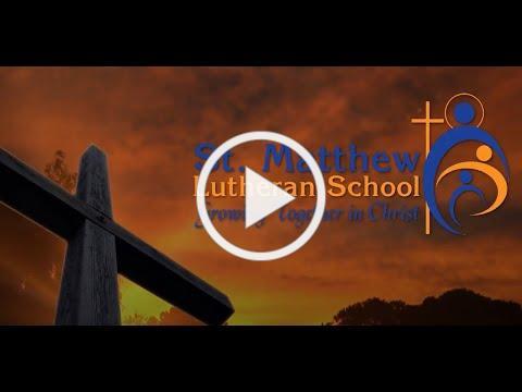 St. Matthew Lutheran School | Open House Video 2021