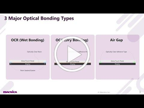 Optical Bonding Explained - Macnica Learning Series