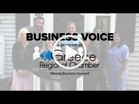 Business Voice   Greece Regional Chamber