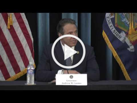 Governor Cuomo Outlines Additional Guidelines for When Regions Can Re-Open