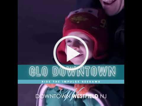 Introducing Glo Downtown Featuring Impulse - the Westfield Seesaws