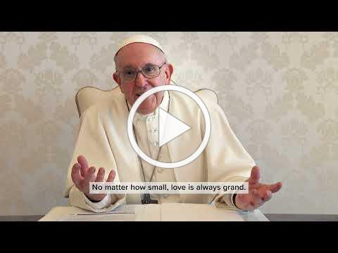 Pope urges people to receive Covid-19 vaccine