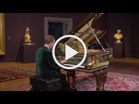 Steve Ross Performs at the Clark Art Institute -