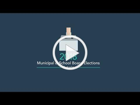 2018 Ontario Municipal Elections EN online voting