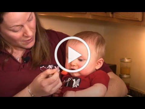 VEGISODE: Homemade Baby Food: It's Goo-Goo-Good!