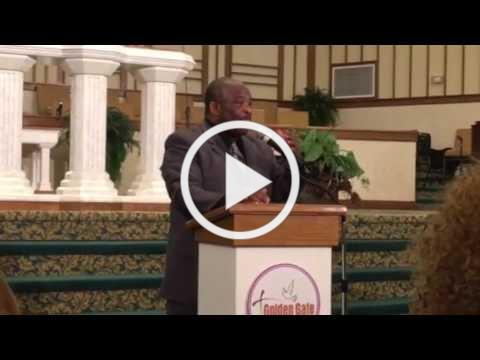 Bishop Roderick Mitchell, May 4, 2017, part 2