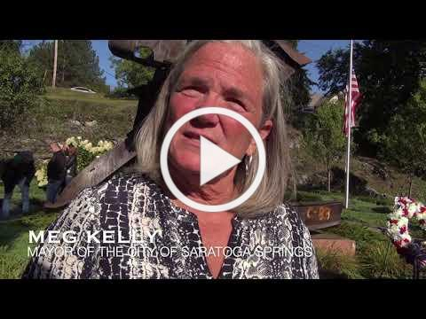 Where's Dayna: Saratoga Springs 9/11 Remembrance Ceremony