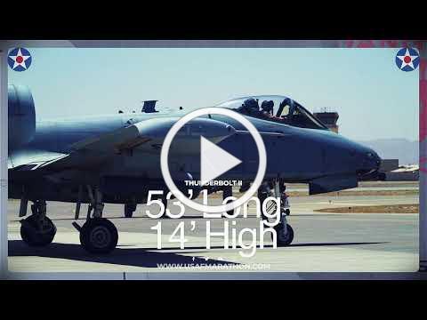 A-10 Thunderbolt II | 2021 Featured Aircraft