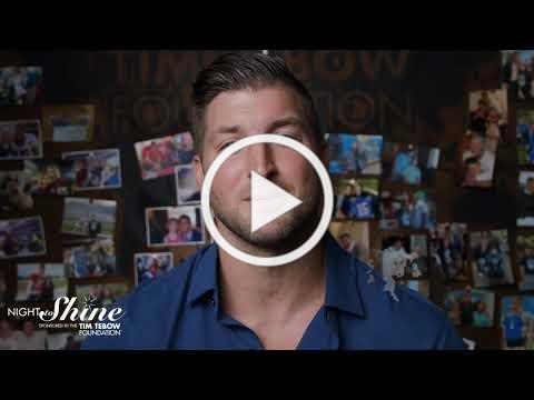 Night to Shine Shine-Thru Video