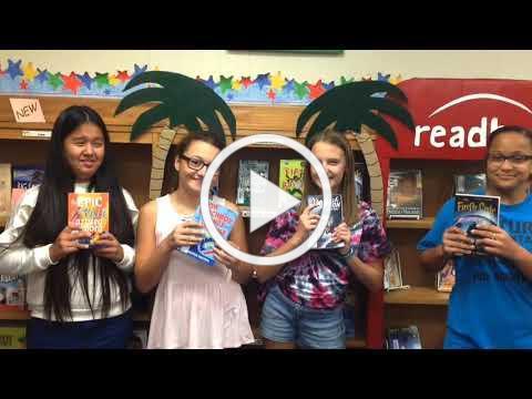 Saturn Elementary's Literacy Week Video