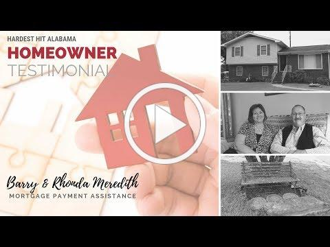 Homeowner Testimonial: Barry & Rhonda Meredith, Hueytown
