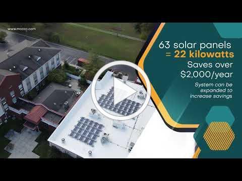 LightWave Solar at MCCCC
