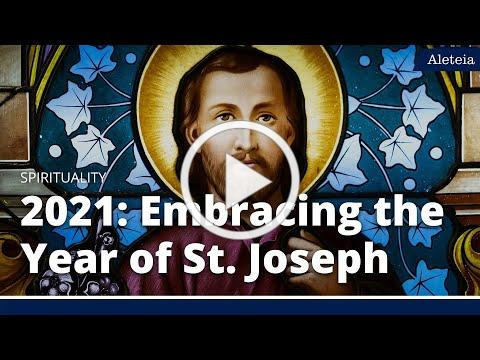 2021: Embracing the Year of St. Joseph to Grow