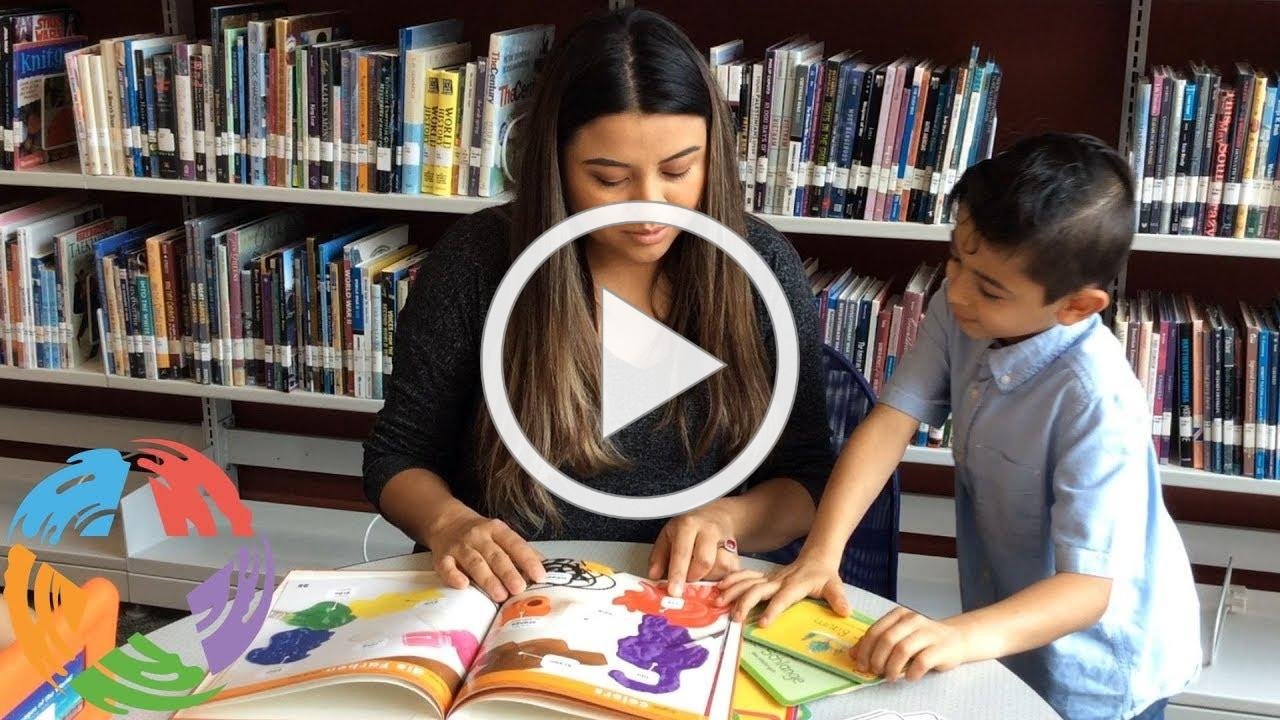 Bilingual Backpacks - Learn as a Family!
