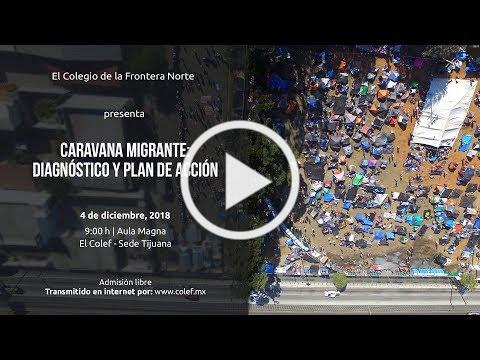 Caravana migrante: Diagnóstico y plan de acción