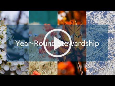 Year Round Stewardship webinar