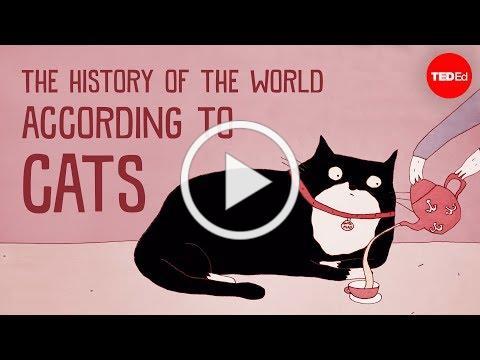 The history of the world according to cats - Eva-Maria Geigl