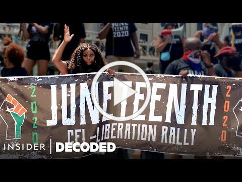 The History That Made Juneteenth a Federal Holiday | Decoded