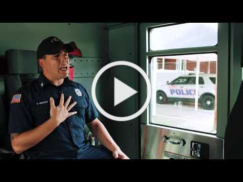Perry Fire Department Lip Sync Challenge Video