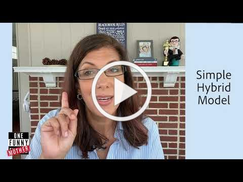 A SIMPLE explanation of the Simple Hybrid Model.