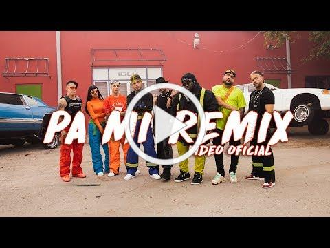 Dalex - Pa Mi (Remix) ft. Sech, Rafa Pabön, Cazzu, Feid, Khea and Lenny Tavárez [Video Oficial]