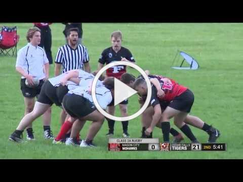 Cedar Falls Rugby Club vs. Mason City - May 7, 2019