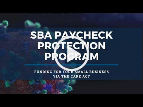 What is the CARES Act Paycheck Protection Program? Are these loans actually forgivable?