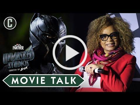 Black Panther Special With Costume Designer Ruth E. Carter - Movie Talk