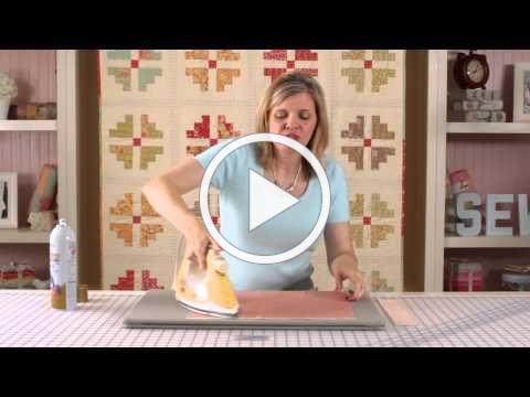 Pressing versus Ironing Tips and Techniques - Fat Quarter Shop