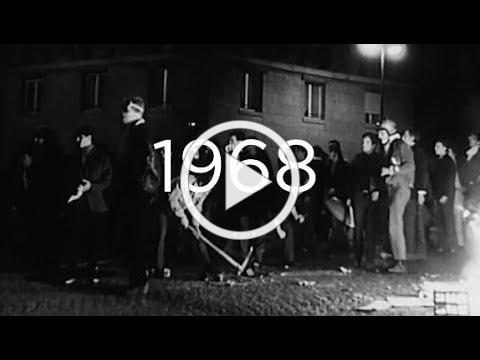 50 YEARS OF MUSIC - 1968 #JMJSeries [The very beginning]