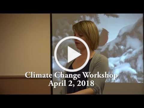 Climate Change Workshop