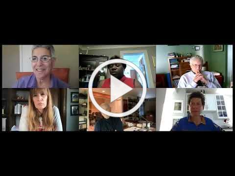 """Healing & Atonement"" Community Conversation, RR Lecture Series (Live Meeting, 6/2/21)"