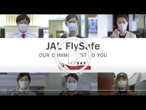 Fly Safe with Japan Airlines | Your Safety, Our Priority